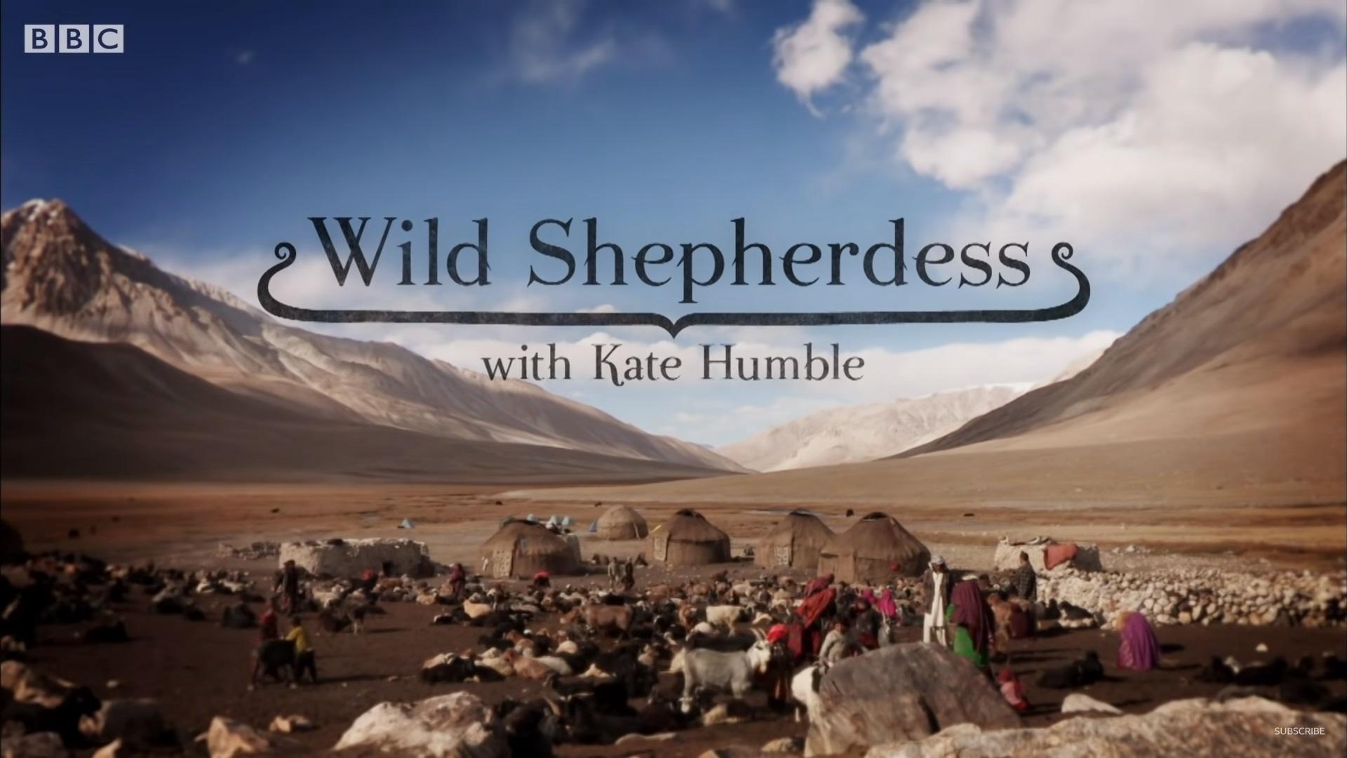 Wild Shepherdess