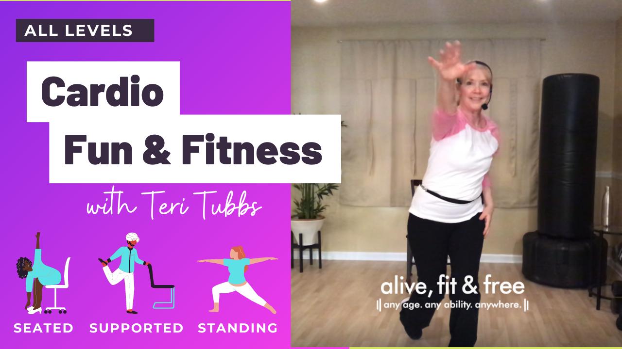 Cardio Fun & Fitness