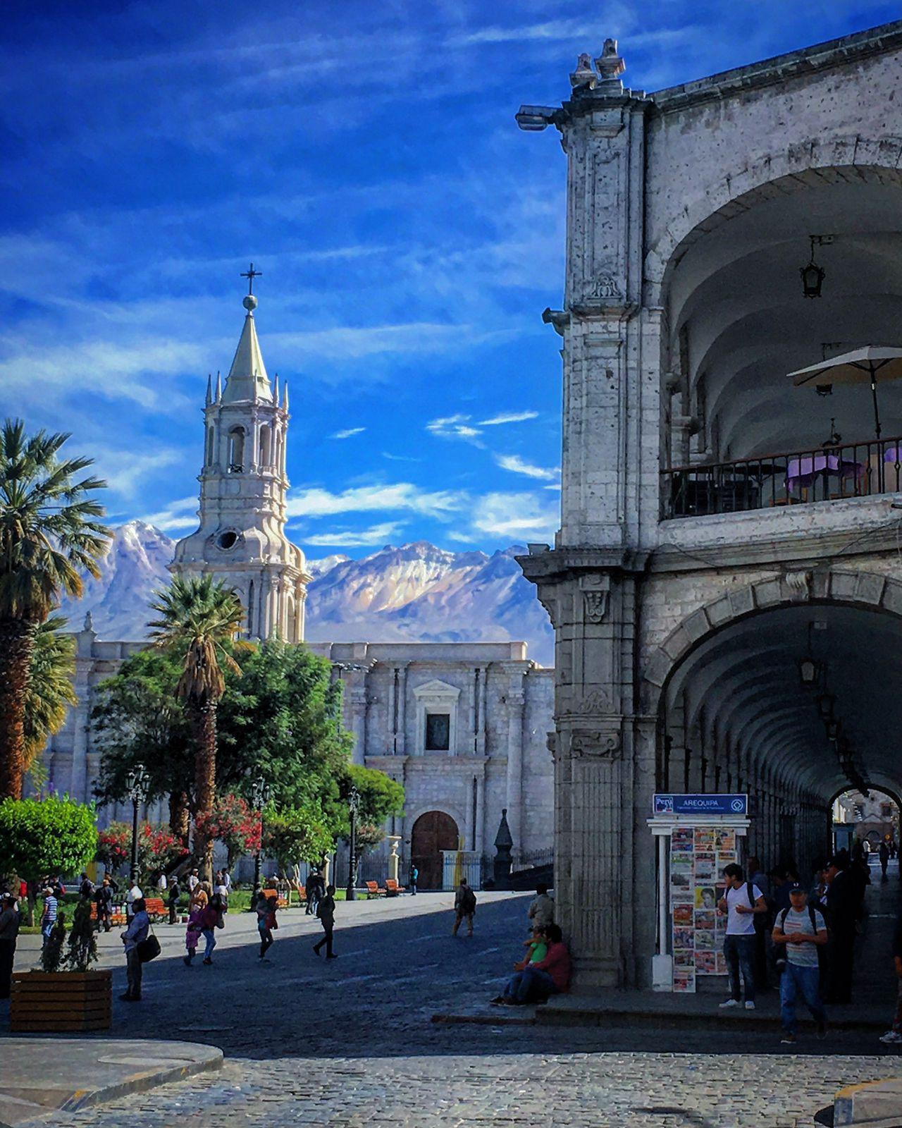 Arequipa, the White City