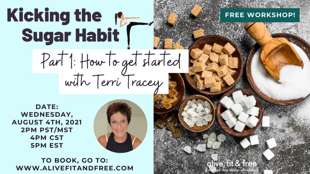 Kicking the Sugar Habit