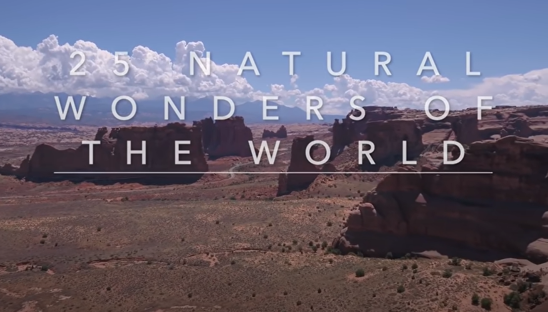 25 Greatest Natural Wonders of the World
