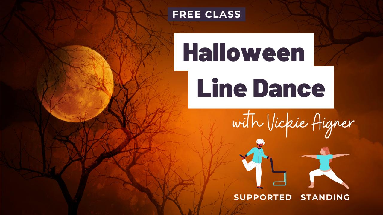 Halloween Line Dance